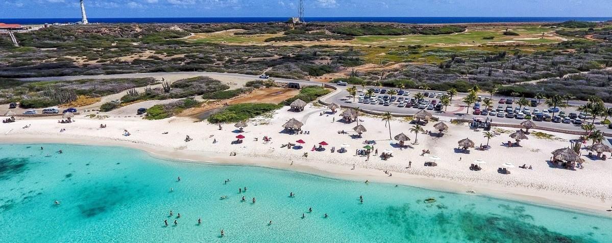 Best Beaches of Aruba 2018 - Arashi Beach