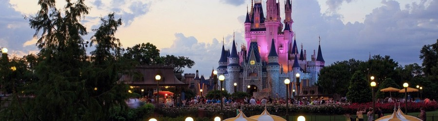 Florida Travel Guide - Disney Magic Kingdom