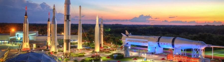 Florida Travel Guide - Kennedy Space Center