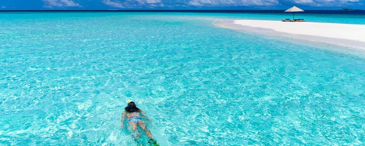 Maldives. Eight Reasons for Visiting Paradise - Clear Waters