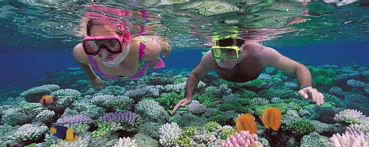 Best Snorkeling Destinations 2018 - Great Barrier Reef