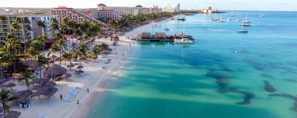 Best Beaches of Aruba 2018 - Palm Beach