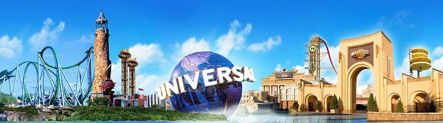 Florida Travel Guide - Universal Studios