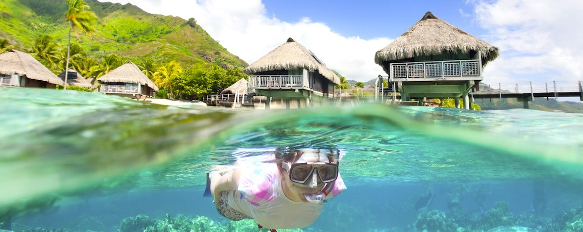 Best Snorkeling Destinations 2018 - Bora Bora
