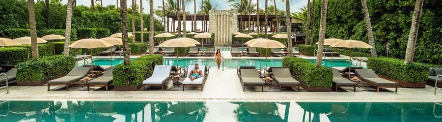 Florida Travel Guide - The Setai Hotel