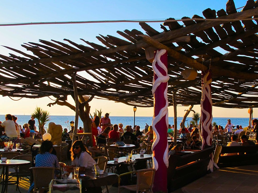 Kumharas Beach Club Ibiza
