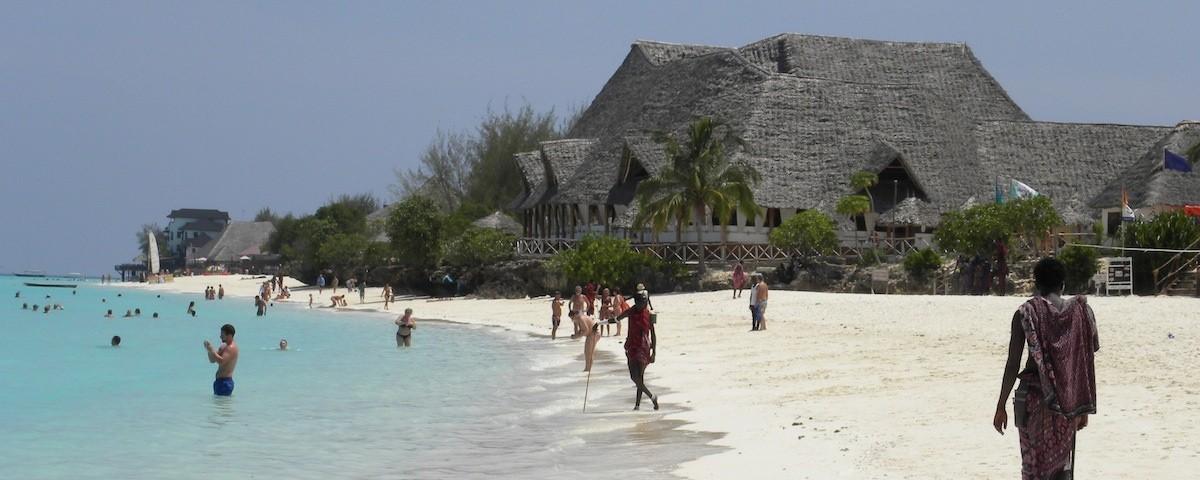 Zanzibar - Nungwi Beach