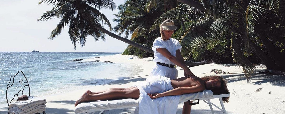 Maldives. Eight Reasons for Visiting Paradise - Massage