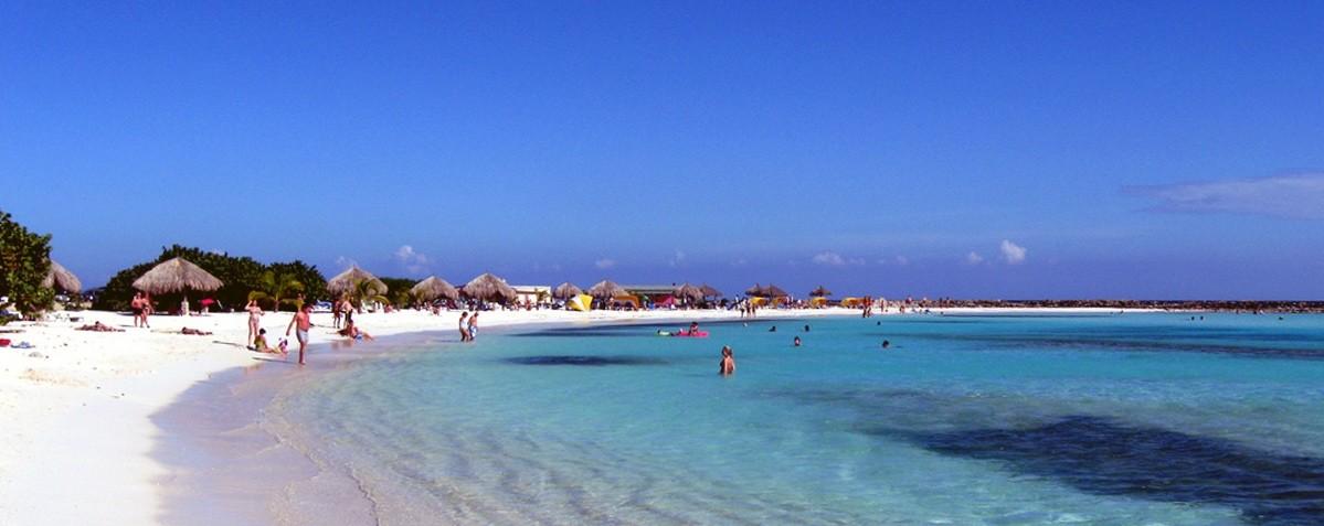 Best Beaches of Aruba 2018 - Baby Beach
