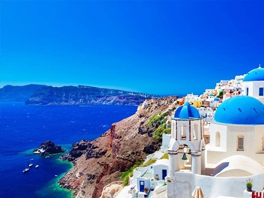Best Islands in Greece - Santorini