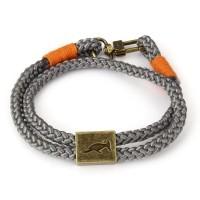 Bracelet Orlando Grey/Orange