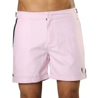 Swim Short Tampa Solid Flamingo Pink