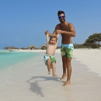 Afbeelding van Zwemshort Molokai Beach Son