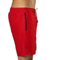 Afbeelding van Swim Short Miami Apple Red