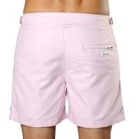 Afbeelding van Swim Short Tampa Solid Flamingo Pink