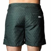 Afbeelding van Swim Short Tampa Dots Green