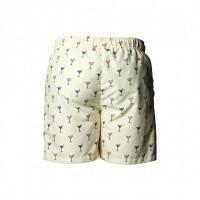 Afbeelding van Short de Bain Venice Cocktail Yellow Fils