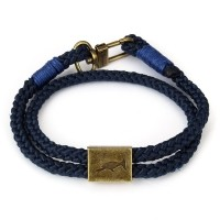 Armband Orlando Blauw/Blauw