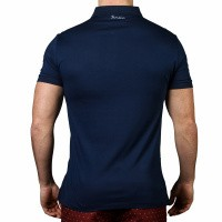 Bild von Polo-Hemd Pompano Blau