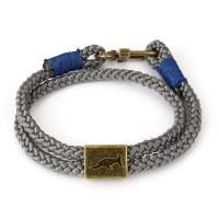 Bracelet Orlando Grey/Blue
