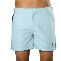 Swim Short Tampa Solid Sky Blue
