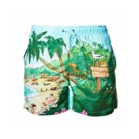 Swim Short Molokai Beach Son