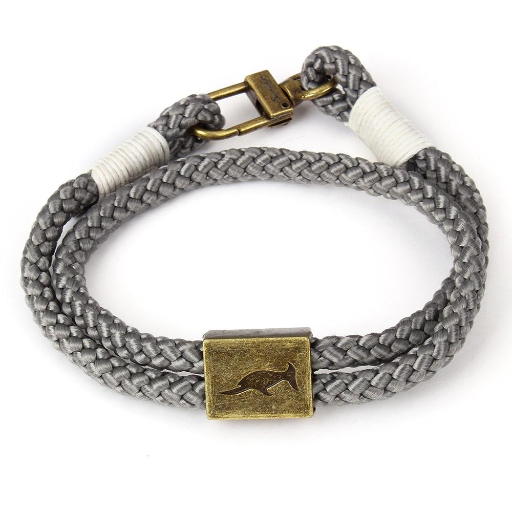 Bracelet Orlando Gris/Blanc
