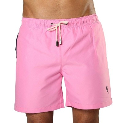 Foto van Swim Short Miami Deep Pink