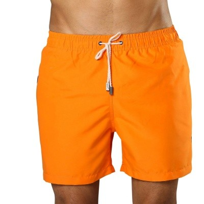 Foto van Swim Short Miami Princeton Orange