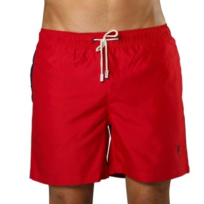 Foto van Swim Short Miami Apple Red