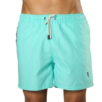 Foto van Swim Short Miami Fern Green