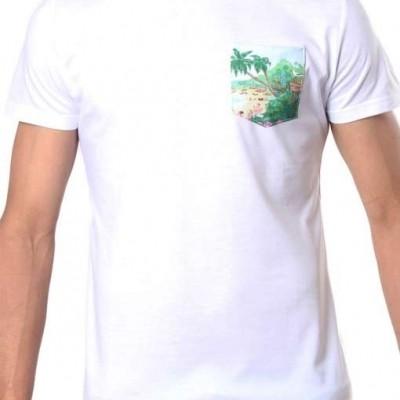 Foto van Molokai T-Shirt Weiß