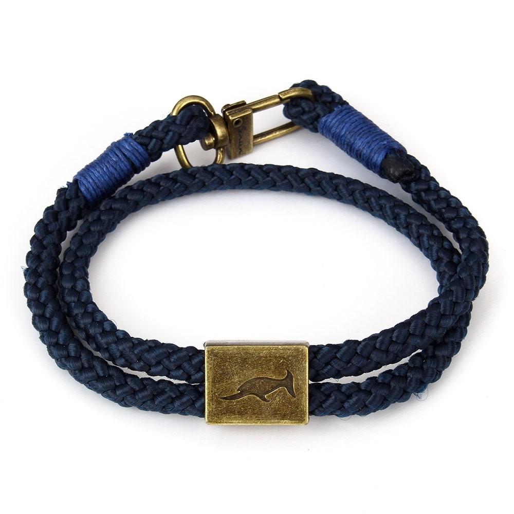 Orlando Armband Blau/Blau