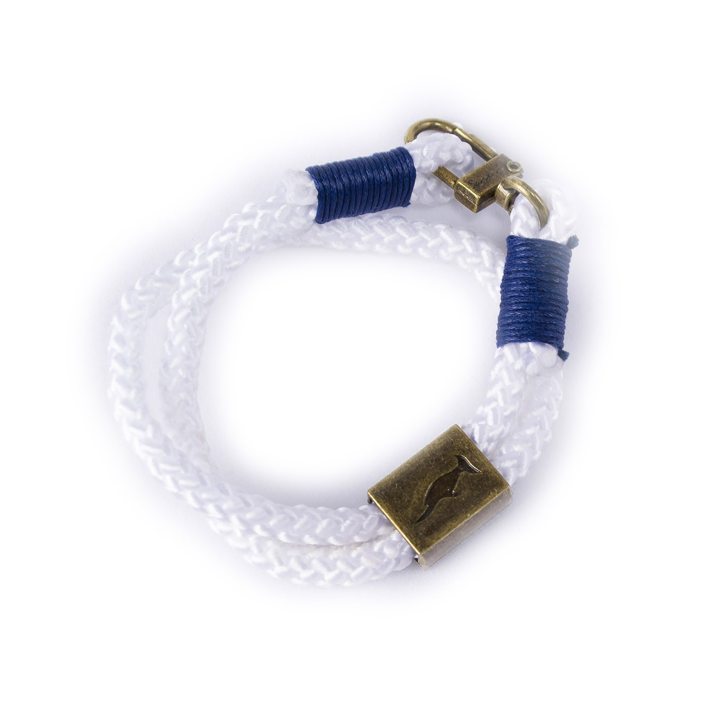 Bracelet Orlando Blanc/Bleu