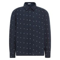 Foto van Name it - Elias blouse lightning dark sapphire wi18