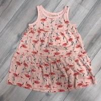 Foto van Name it - Vigga spencer dress flamingo zo18
