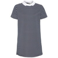Foto van Name it - Nalia tuniek jurkje navy/white/stripe wi18