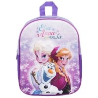 Foto van Disney Frozen rugtas Elsa Anna and Olaf