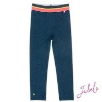 Foto van Jubel - 922.00242 legging blue melange wi18