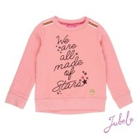 Foto van Jubel - 916.00176 pink sweater wi18