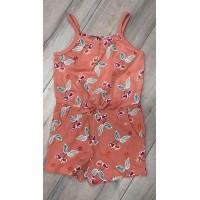 Foto van Name it - Vigga jumpsuit blooming dahlia zo18