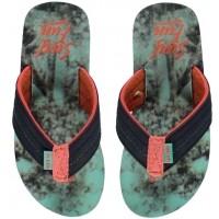 Foto van Quapi - FLORAN bermuda slippers ZO17