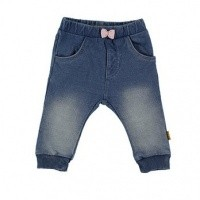 Foto van Bess - Girls denim broekje wi18