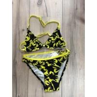 Foto van Name it - Nkfzummer triangle bikini neon lime zo18