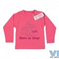 Foto van VIB - Shirt born to shop