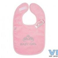 Foto van VIB - Slabber Baby girl roze