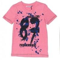 Foto van 2WENTY5IVE - Paint splash jongens t-shirt zo18