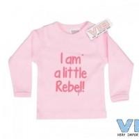 Foto van VIB - shirt I am a little rebel
