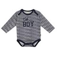 Foto van Bess - Boys bodysuit oh boy 1808/001 zo18