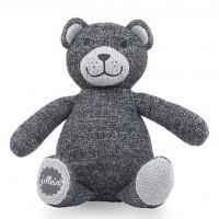 Foto van Jollein - Knuffel knit bear antraciet